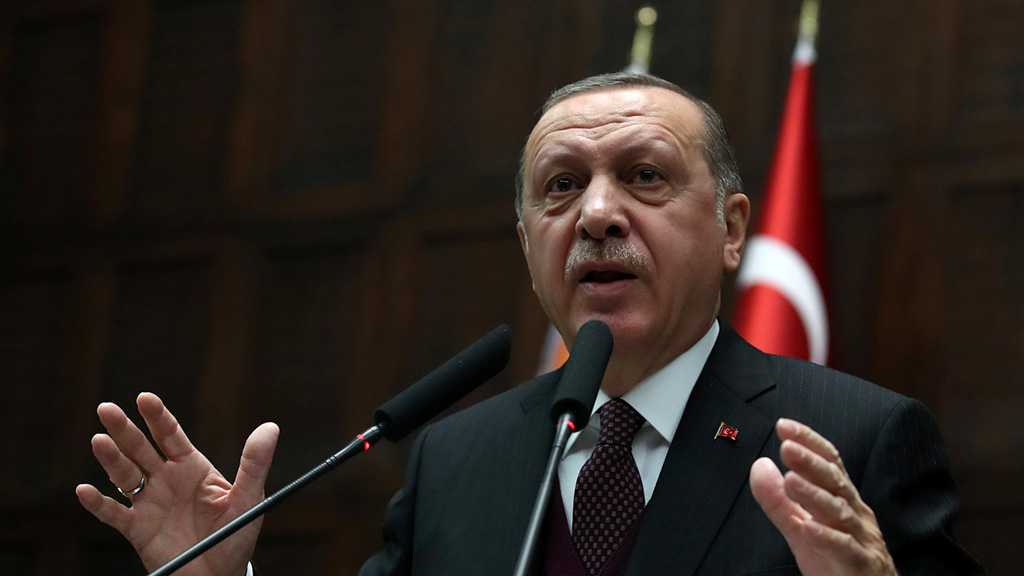 Erdogan Highlights Turkey's Contacts with Syrian Government