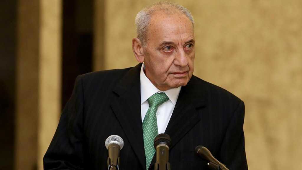 Lebanon: Parliament Speaker Berri Accuses 'Israel' Of Violating Water Borders in Oil Exploration
