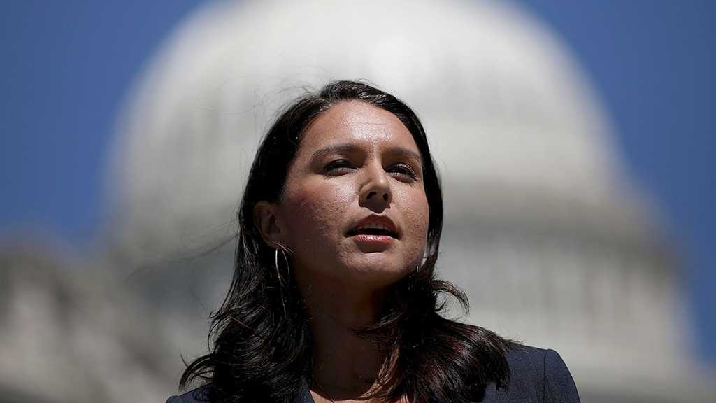 Tulsi Gabbard: Assad Is Not the Enemy of the US