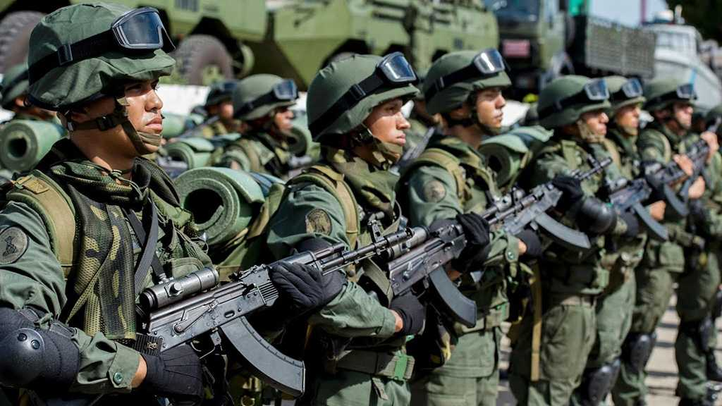 Maduro Officially Launches Venezuela's Largest Ever Military Exercises