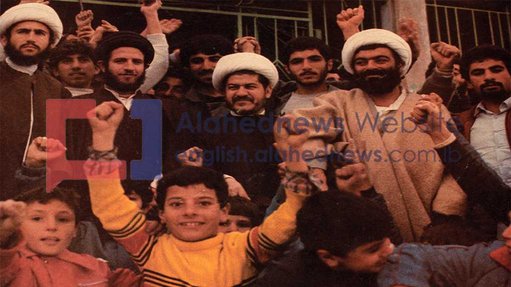 Al-Ahed's Archive: Never Before Seen Footage of Hezbollah Martyr Leader Sheikh Ragheb Harb
