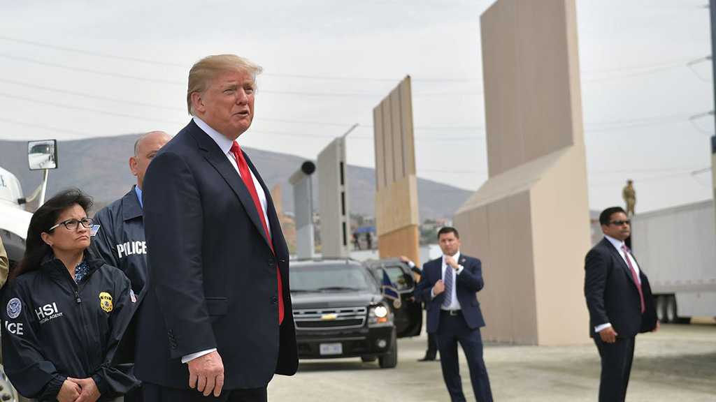 Trump To Declare National Emergency As He Signs Watered-Down Wall Funding Bill