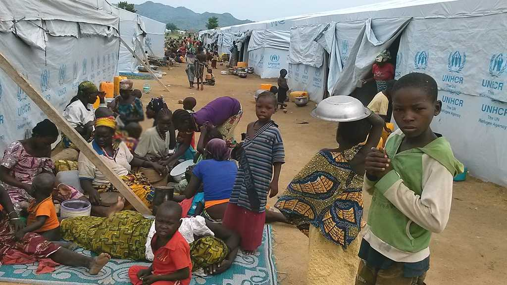Violence Has Displaced 35k+ Nigerian Refugees