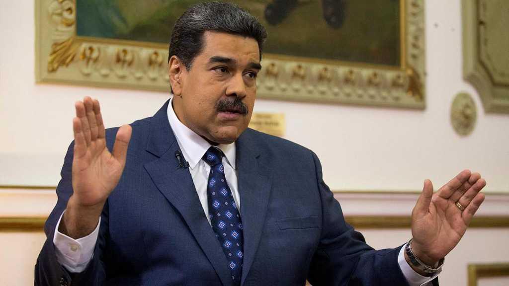 Venezuela: Maduro Blasts US for 'Stealing' Billions, Offering 'Crumbs'