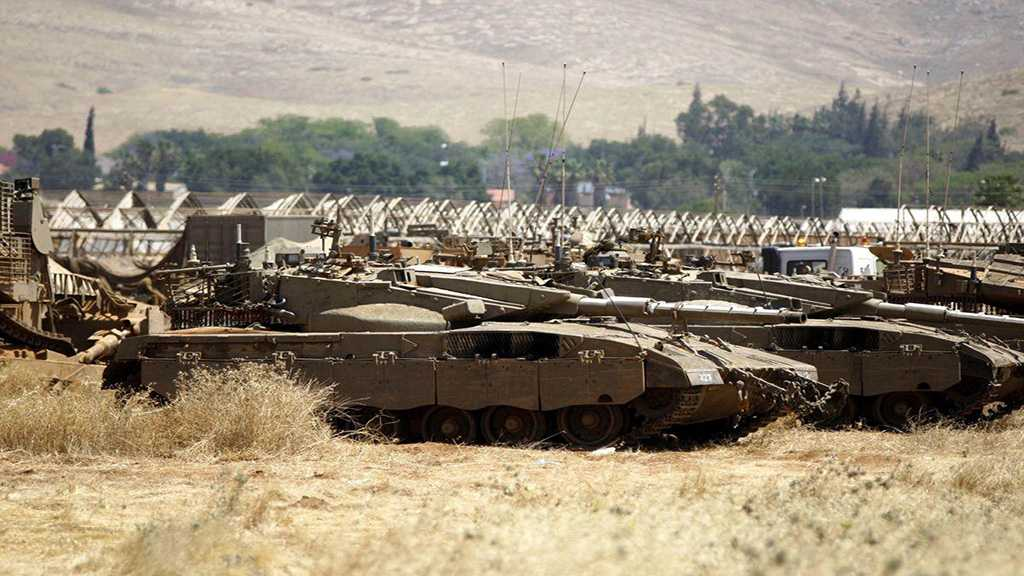 'Israel' Simulates Conditions of War with Hezbollah in New Drills
