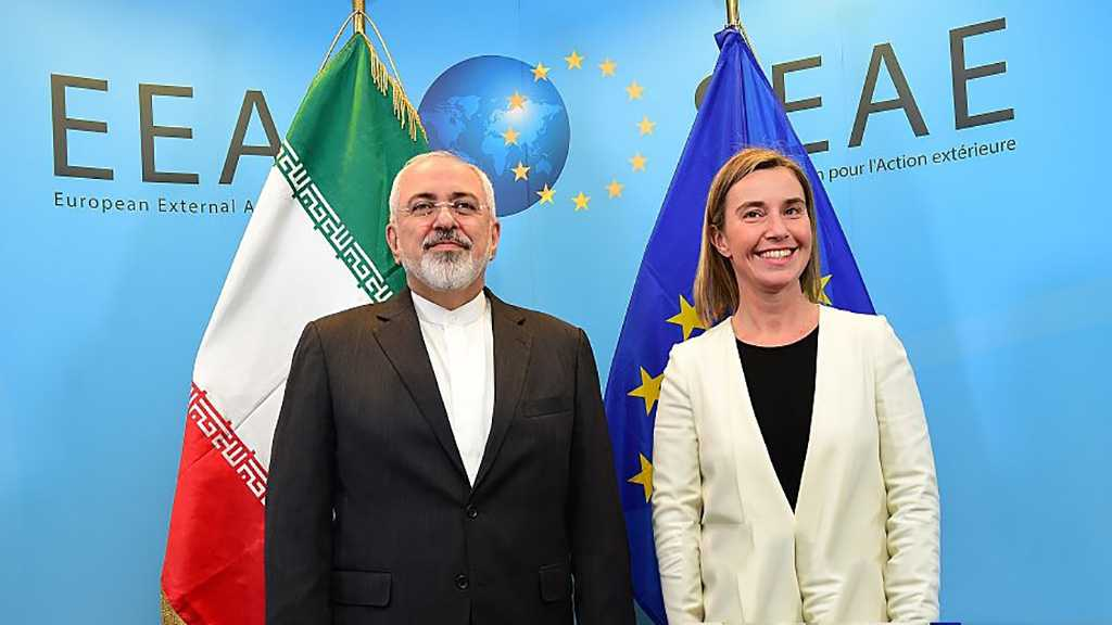 Mogherini, Zarif Agree to Work Together for Further Implementation of INSTEX
