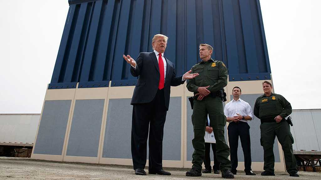 United States: 16 States Sue Trump over Emergency Wall Declaration