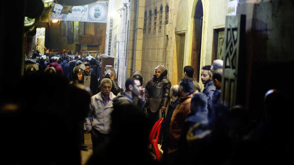 Death Toll in Cairo Suicide Blast Now At 3