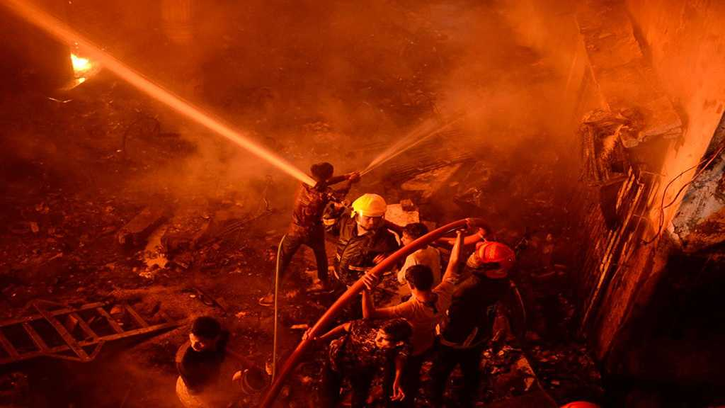 Bangladesh: Huge Fire Kills Scores in Old Part of Capital Dhaka