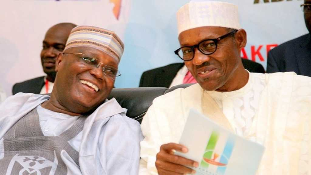 Nigeria's Buhari, Atiku Make Final Appeal for Votes Ahead of Delayed Poll
