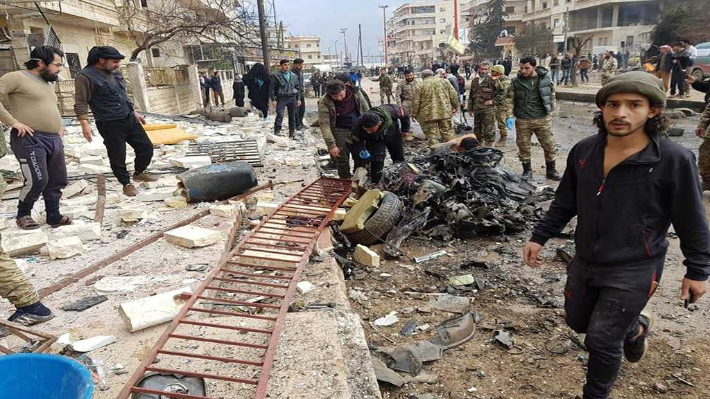 Syria: Massive Explosion Hits Northern City of Afrin, Casualties Reported