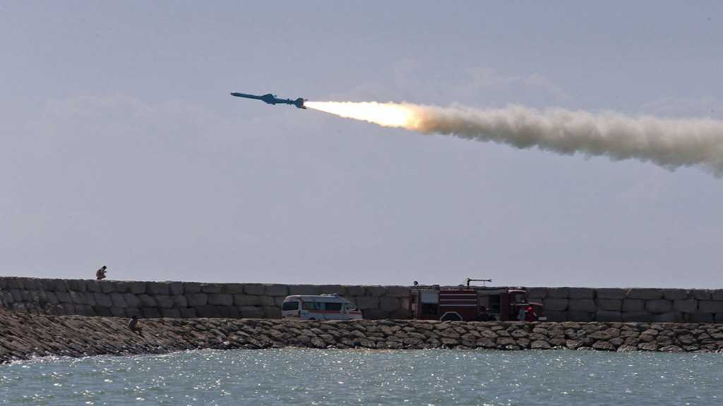 Iran's Navy Fires Homegrown Cruise Missiles in War Game