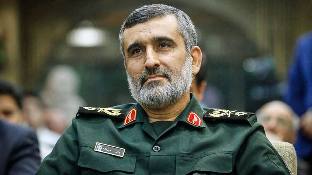 Hajizadeh: IRGC Forces Have Infiltrated US Military Systems