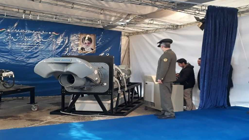 Iran Unveils Home-developed Water Jet Propulsion System