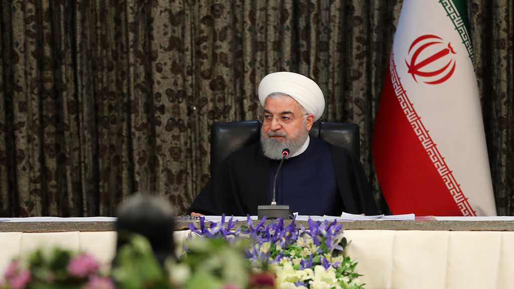 Rouhani: Foreign & Oil Ministries, CBI at Front Line of Fighting US