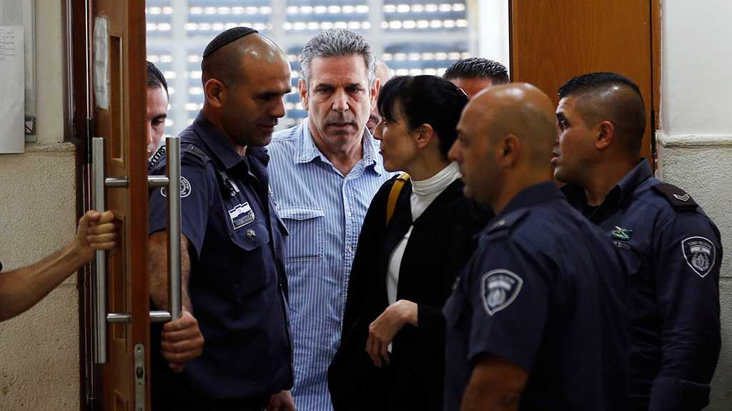 Former 'Israeli' Minister to Serve 11 Years in Prison for 'Spying For Iran'