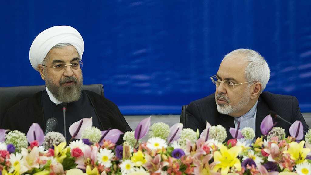 Rouhani Refuses Zarif's Resignation