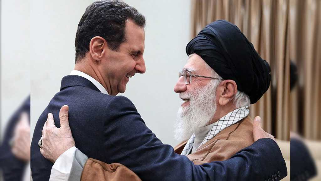 Soleimani: Imam Khamenei's Meeting with Assad Celebration of Victory