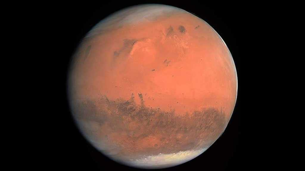 Researchers Find First Evidence of Huge Underground Water System on Mars