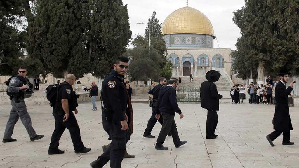 'Israel' Bans Top Palestinian Waqf Officials from Al-Aqsa Mosque