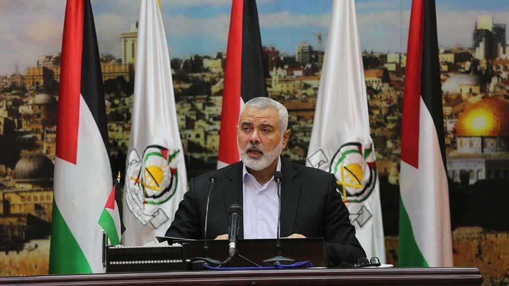 Hamas Chief Warns «Israel» against Pre-Poll «Adventure»