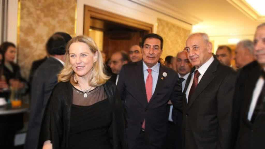 Lebanese Speaker Berri: Government Burying Its Head in the Sand as to Syria