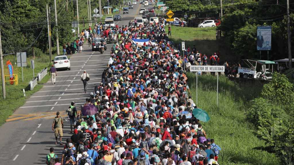 US Southern Border Influx Surges to 76k