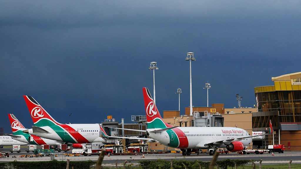 Strike Over Labor Dispute Grounds Flights at Kenya's Main Airport