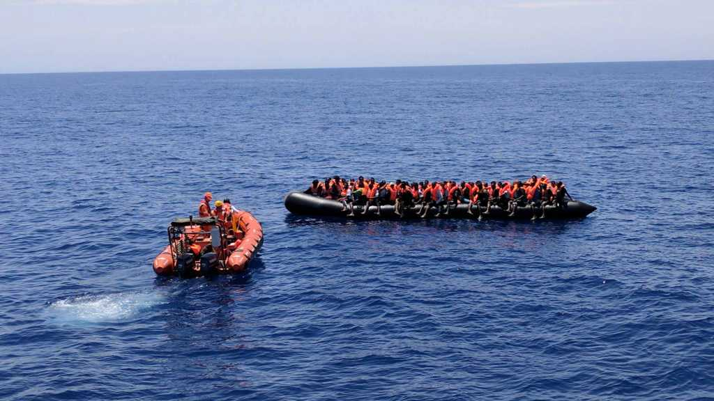 Over 80 Migrants Rescued Off Italian Island