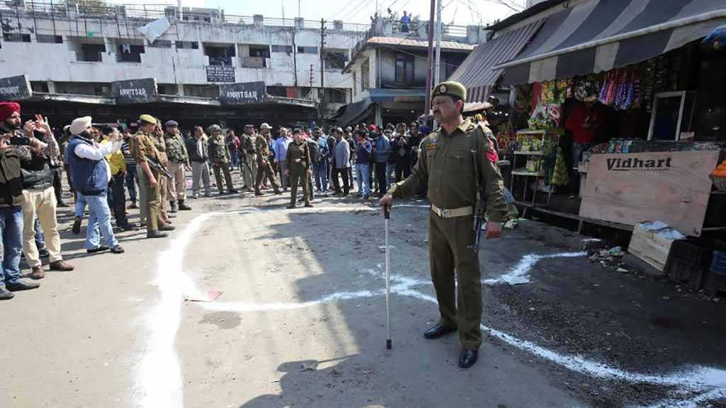 Indian Police: Grenade Blast in Jammu Kills One, Wounds at Least 29