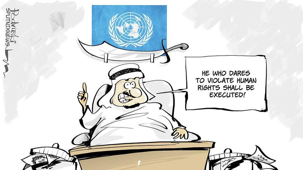 EU Backs Text Rebuking Saudi Arabia at Human Rights Council
