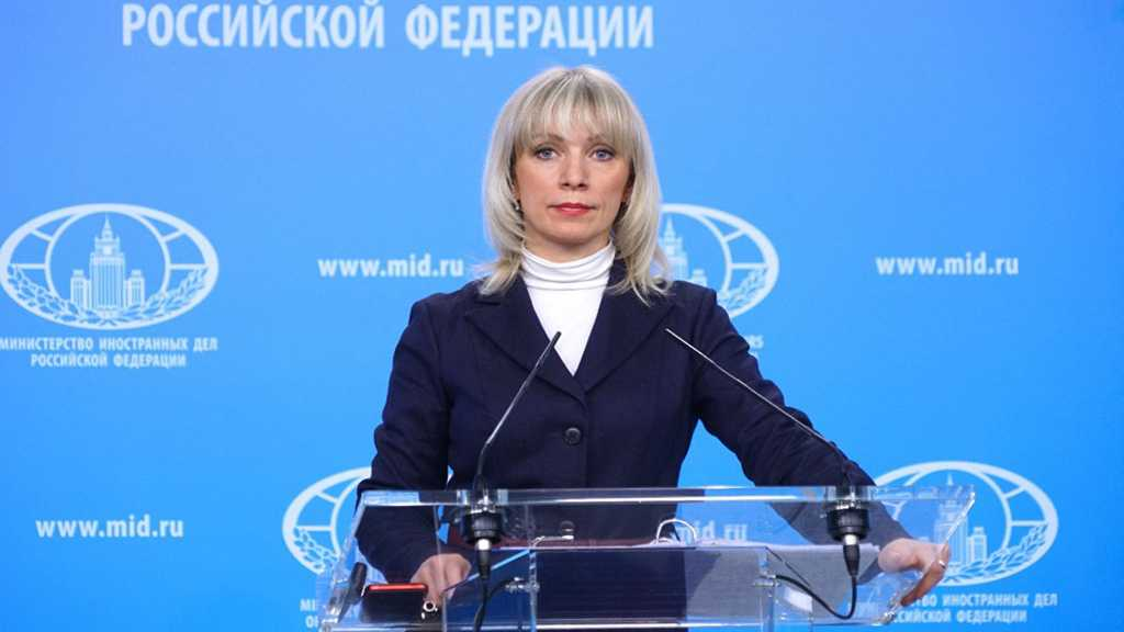 Zakharova: Memorandum on Idlib May Help Improve Situation in Syria