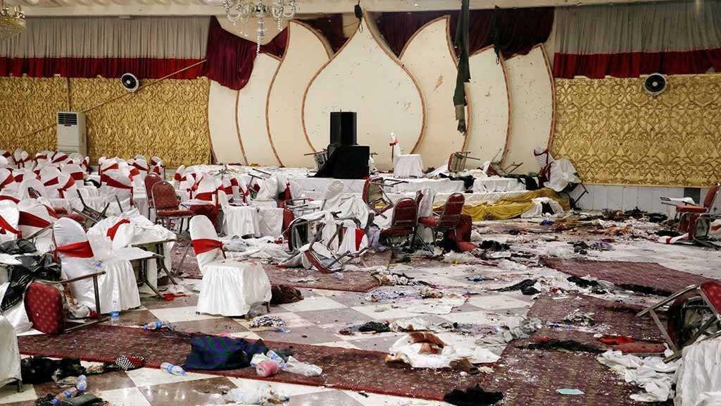 Kabul Attack: Hazara Gathering Death Toll Rises to 11