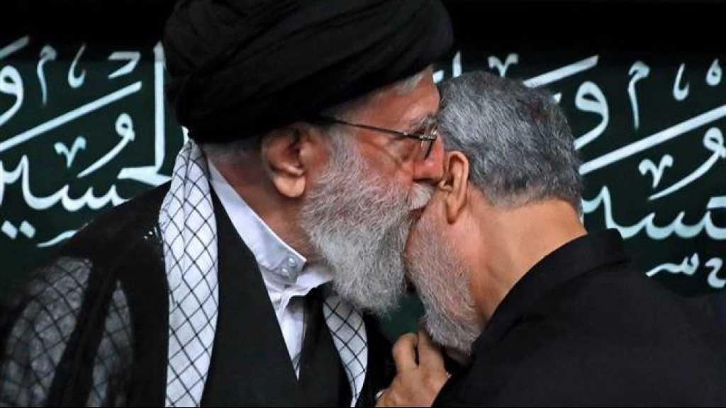 Iran: Imam Khamenei Awards Soleimani the Highest Military Order