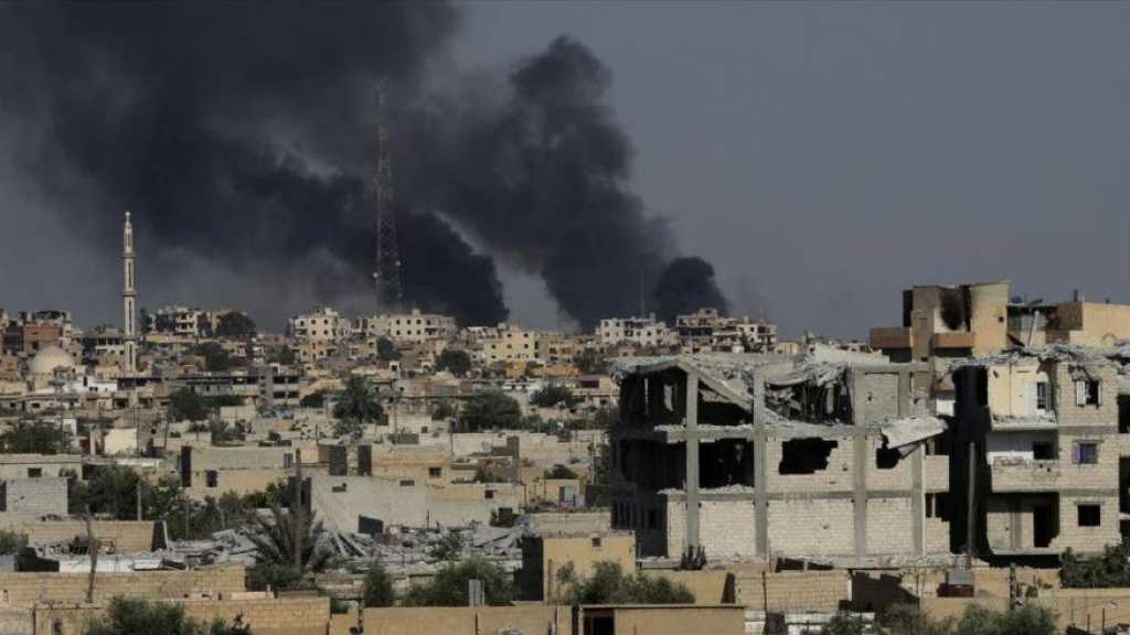 US Led Coalition Massacres Civilians in Deir Ezzor: More than 50 Killed