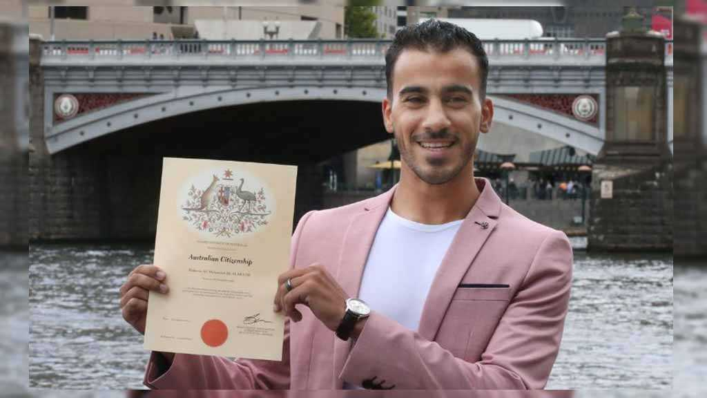 Bahraini Refugee Footballer Al-Araibi Granted Australian Citizenship