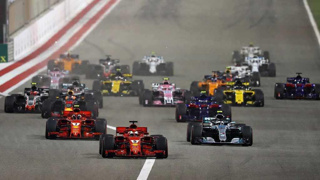 Formula One Whitewashes Bahrain Repression
