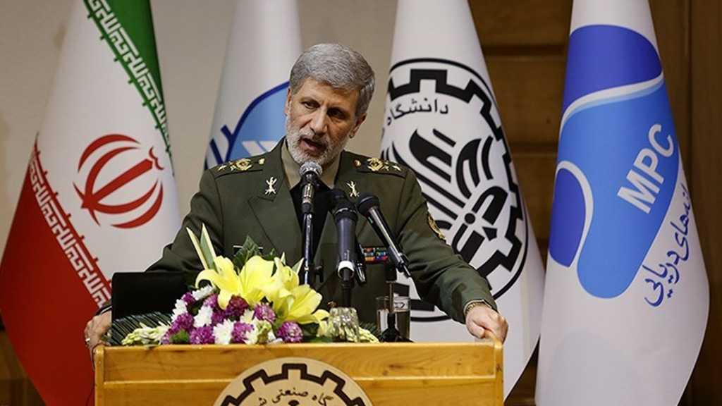 Amir Hatami: Iran Boosting Defense Might to Prevent War
