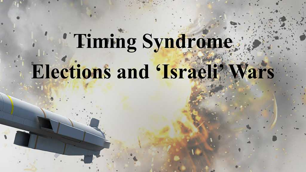 The Timing Syndrome: Wars and 'Israeli' Elections