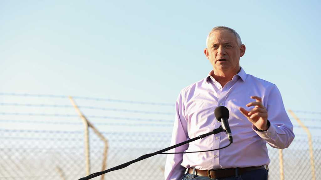 Gantz: 'Israel' Lost Its Deterrence on Gaza Border