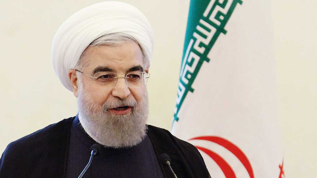Rouhani Stresses Iran's Keenness for Cordial Ties with All Neighbors