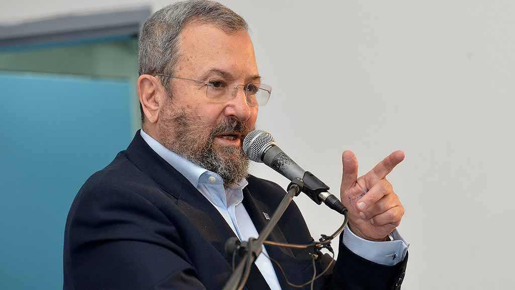 Report: Hackers Sold Ehud Barak's Information to Iran