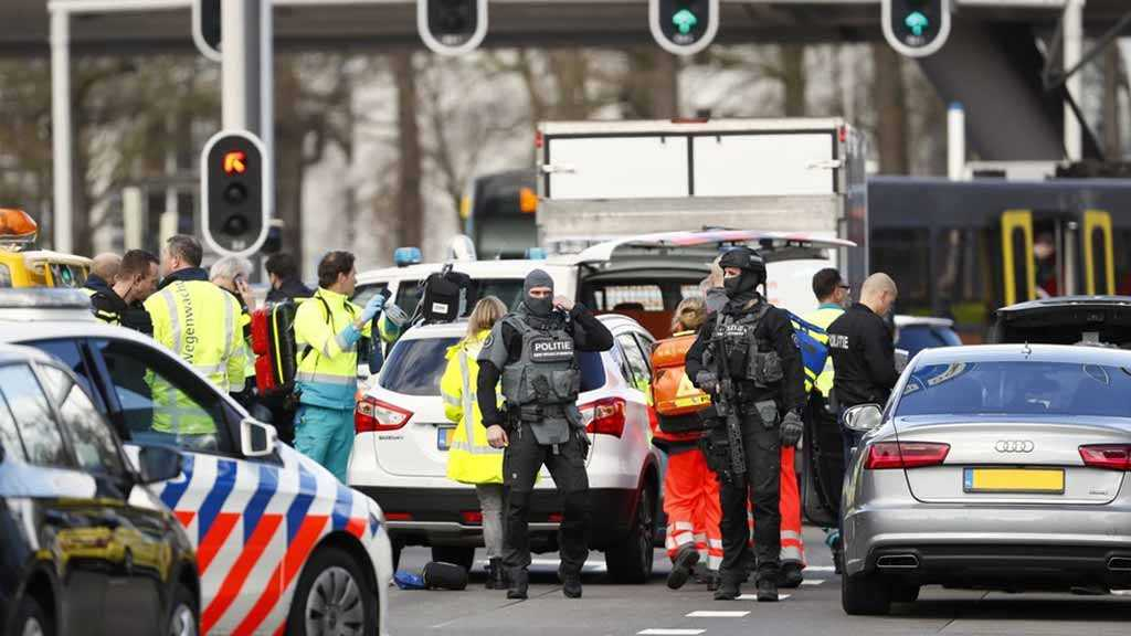 Netherlands Shooting: One Killed in Utrecht Tram, Attacker at Large
