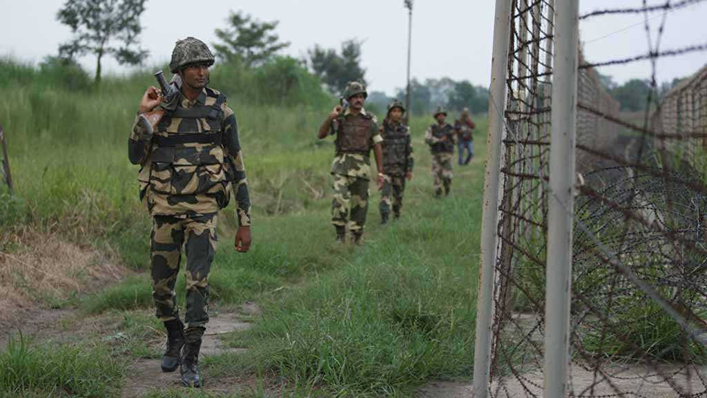 Shooting Erupts Between Indian, Pakistani Forces in Makwal Sector, Jammu