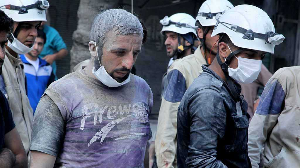 Syria: US Plan to Allocate $5 Mln to White Helmets Is Desperate Move