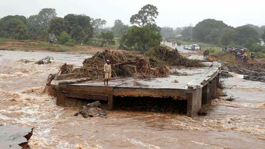 Mozambique Floods: Death Toll in Cyclone Could Surpass 1k