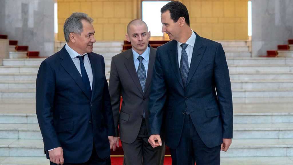 Assad Praises Russian Role in Syria Conflict