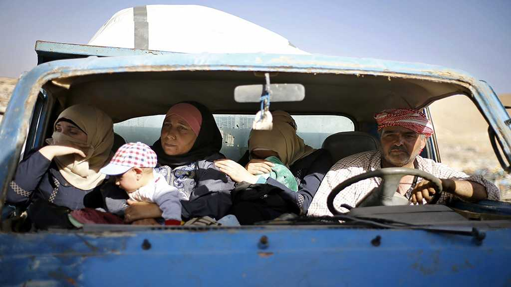 172,046 Syrian Refugees Returned Home Leaving Lebanon