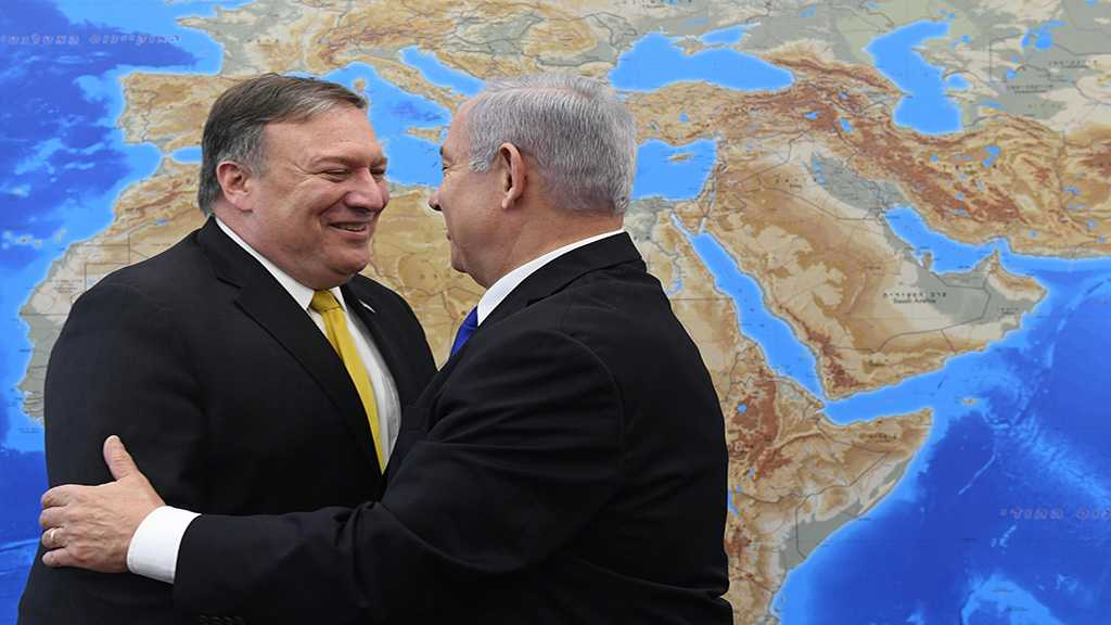 Pompeo Visits Middle East to 'Counter Iran, Boost Netanyahu'