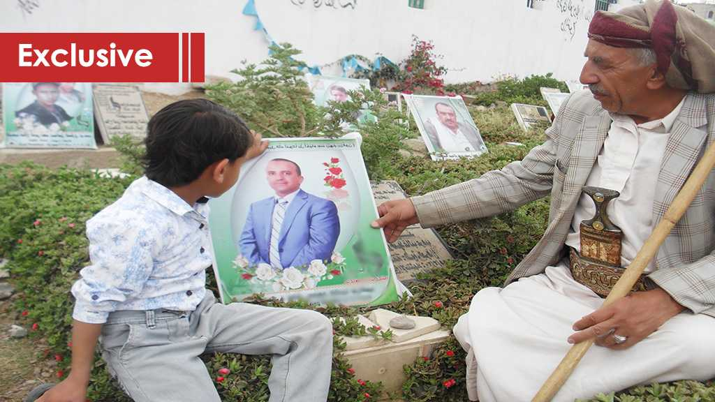Four Years on Sana'a Mosques Massacre, Kanan Can Barely Remember His Martyred Father